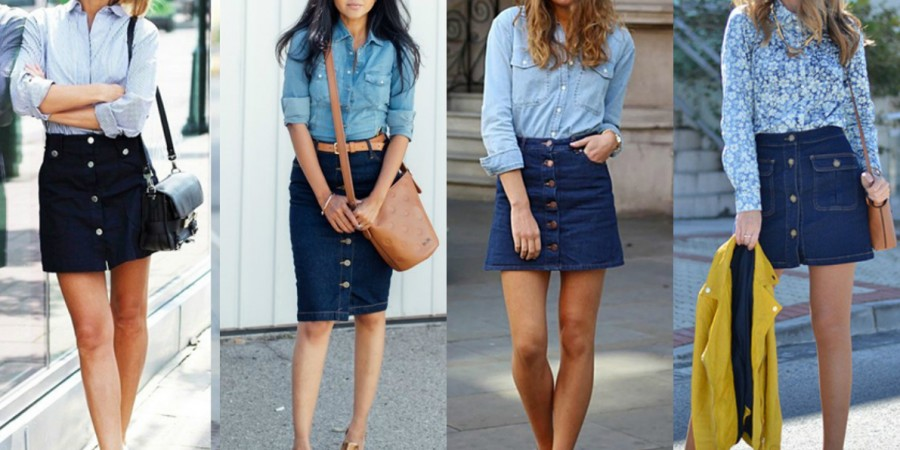 TREND ALERT: Look all jeans